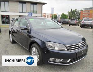 VW Passat fata
