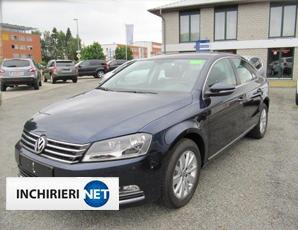 VW Passat lateral