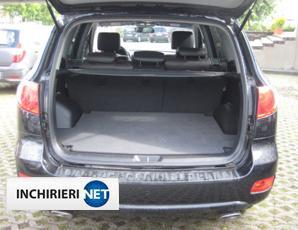 Hyundai Santa Fe spate