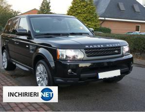 Range Rover fata