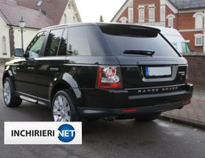 Range Rover spate