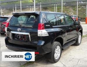 Toyota Landcruiser spate