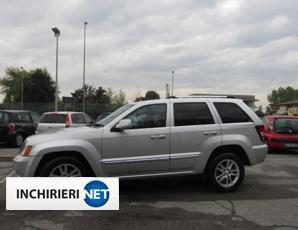 Grand Cherokee lateral