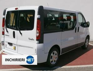 Renault Trafic lateral