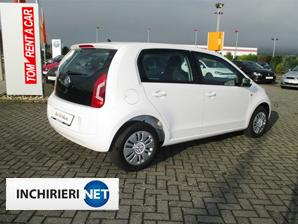 VW Up Spate