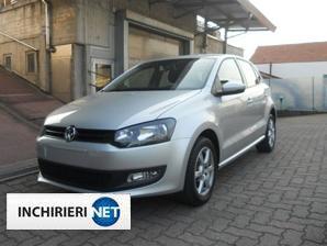 VW Polo fata