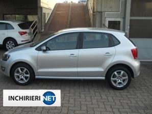 VW Polo lateral