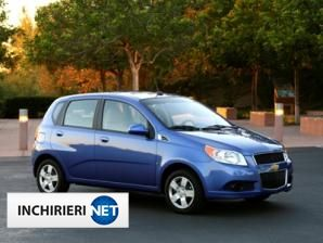 Chevrolet Aveo Lateral