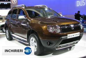 Dacia Duster Lateral