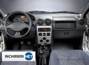Dacia Logan Interior