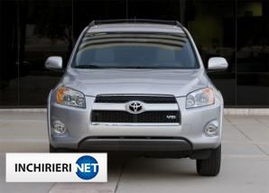 Toyota RAV4 Fata