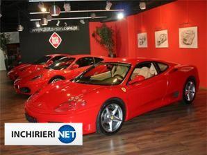inchirieri masini Ferrari Fata