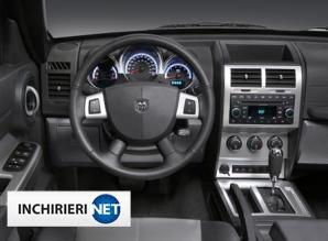 Dodge Nitro Interior