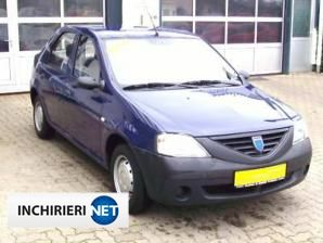 Dacia Logan Lateral