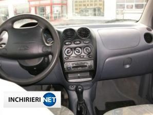 Daewoo Matiz Interior