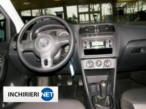 VW Polo Interior