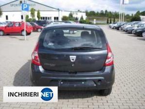 Dacia Sandero Spate