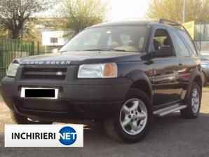 Land Rover Freelander Fata