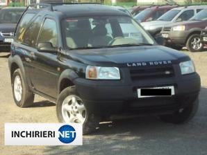 Land Rover Freelander Lateral