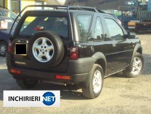 Land Rover Freelander Spate