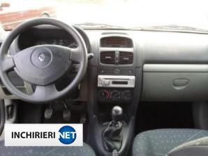 Renault Clio Interior