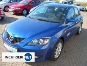 Mazda 3 Fata