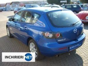 Mazda 3 Spate