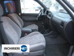 Mazda B-series Interior
