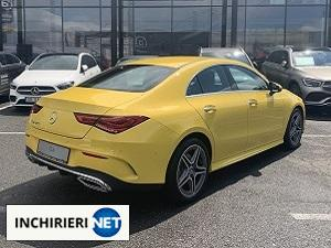 mercedes-benz cla 200 coupe spatiu