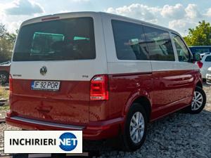 volkswagen multivan t6 spatiu